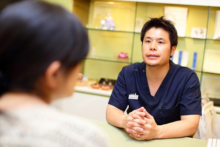 歯科技工士を含めたカウンセリングで理想を追求