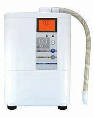 殺菌効果のあるEO水の導入