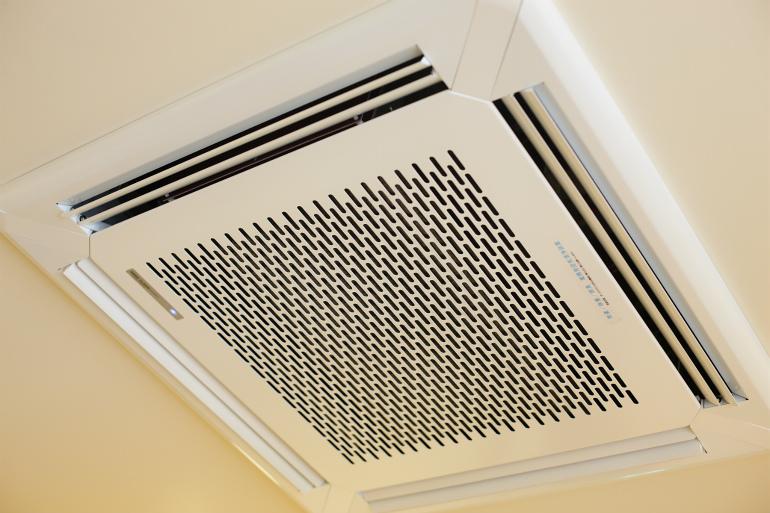 院内の空気を常に清潔に。エアロシステム35Mの導入